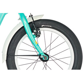 s'cool niXe 16 alloy Bambino, lightblue matt